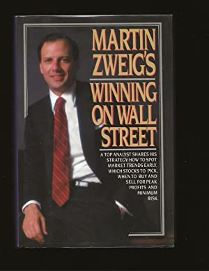 Martin Zweig's Winning On the Wall Street (Signed)