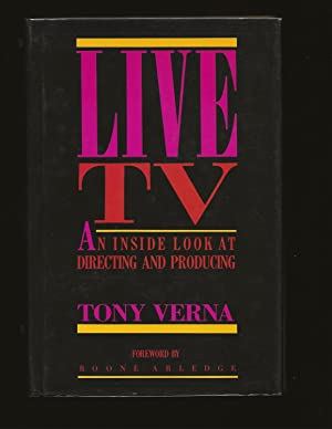 Live TV: An Inside Look At Directing And Producing (Signed)