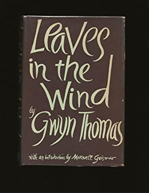 Leaves in the Wind (Signed by Maxwell Geismar)