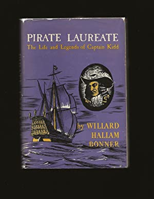 Pirate Laureate: The Life and Legends of Captain Kidd (Only Signed Copy)