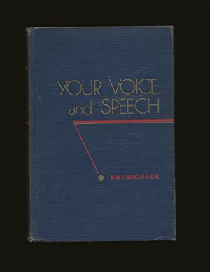 Your Voice and Speech (Only Signed Copy)