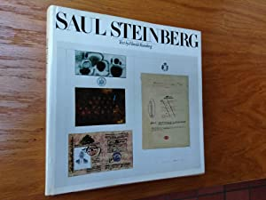 Saul Steinberg (Signed by Steinberg)