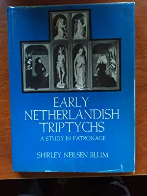 Early Netherlandish Triptychs: A Study In Patronage