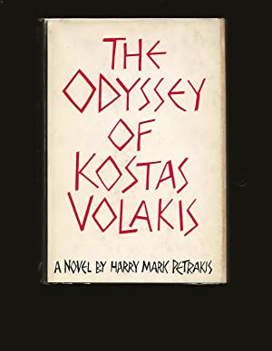 The Odyssey Of Kostas Volakis (Signed and inscribed to Theodore Bikel)