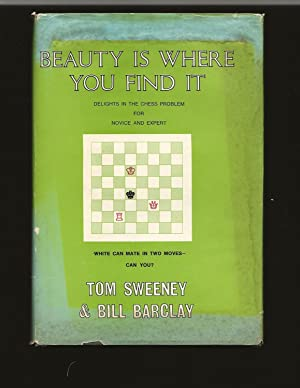 Beauty Is Where You Find It: Delights in the Chess Problem for Novice and the Expert