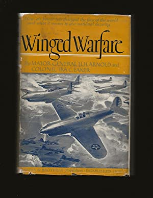 Winged Warfare (Signed by Ira C. Eaker) (Only Signed Copy)