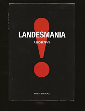 Landesmania: A Biography (Signed and inscribed by Jay Landesman to Richard Merkin)