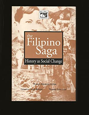 The Filipino Saga: History as Social Change (Only Signed Copy)