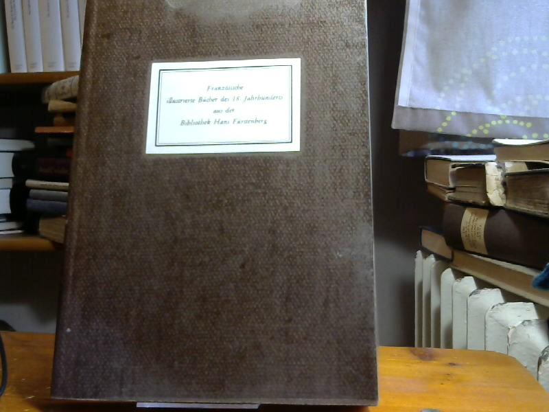Das Buch als Kunstwerk. Französiche illustrierte Bücher: W. R. Deusch