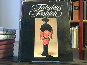 Fabulous Fashion 1907-67 [Hardcover] by Stella Blum