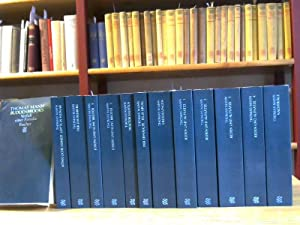 Gesammelte Werke in dreizehn Bänden. I Buddenbrooks,: Mann, Thomas: