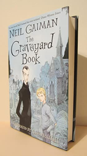 The Graveyard Book - Signed: Neil Gaiman