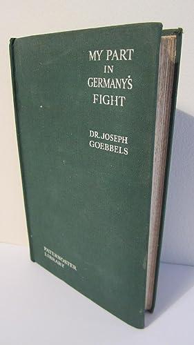 Dr Joseph Goebbels Abebooks