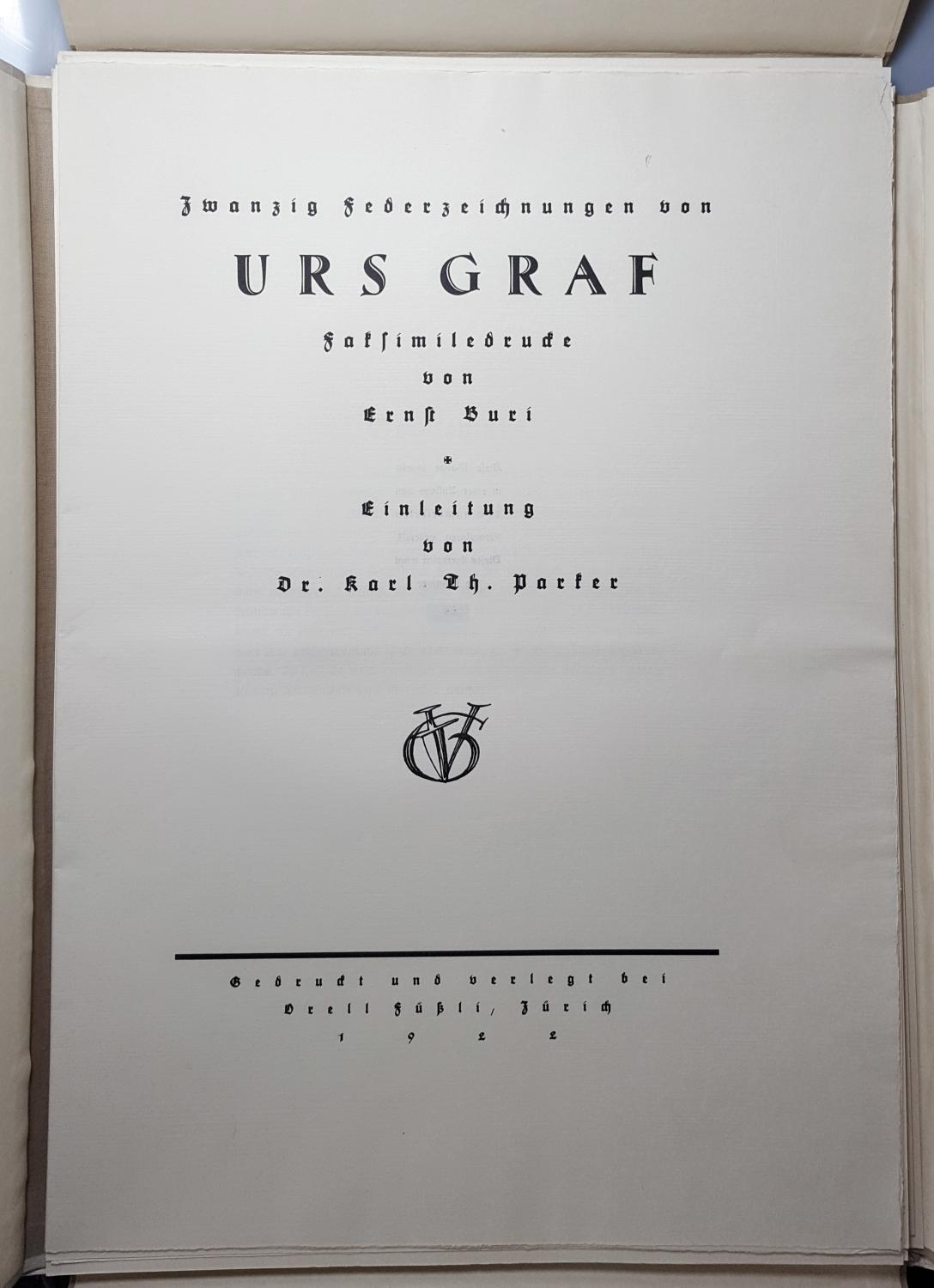 Federzeichnungen Urs Graf