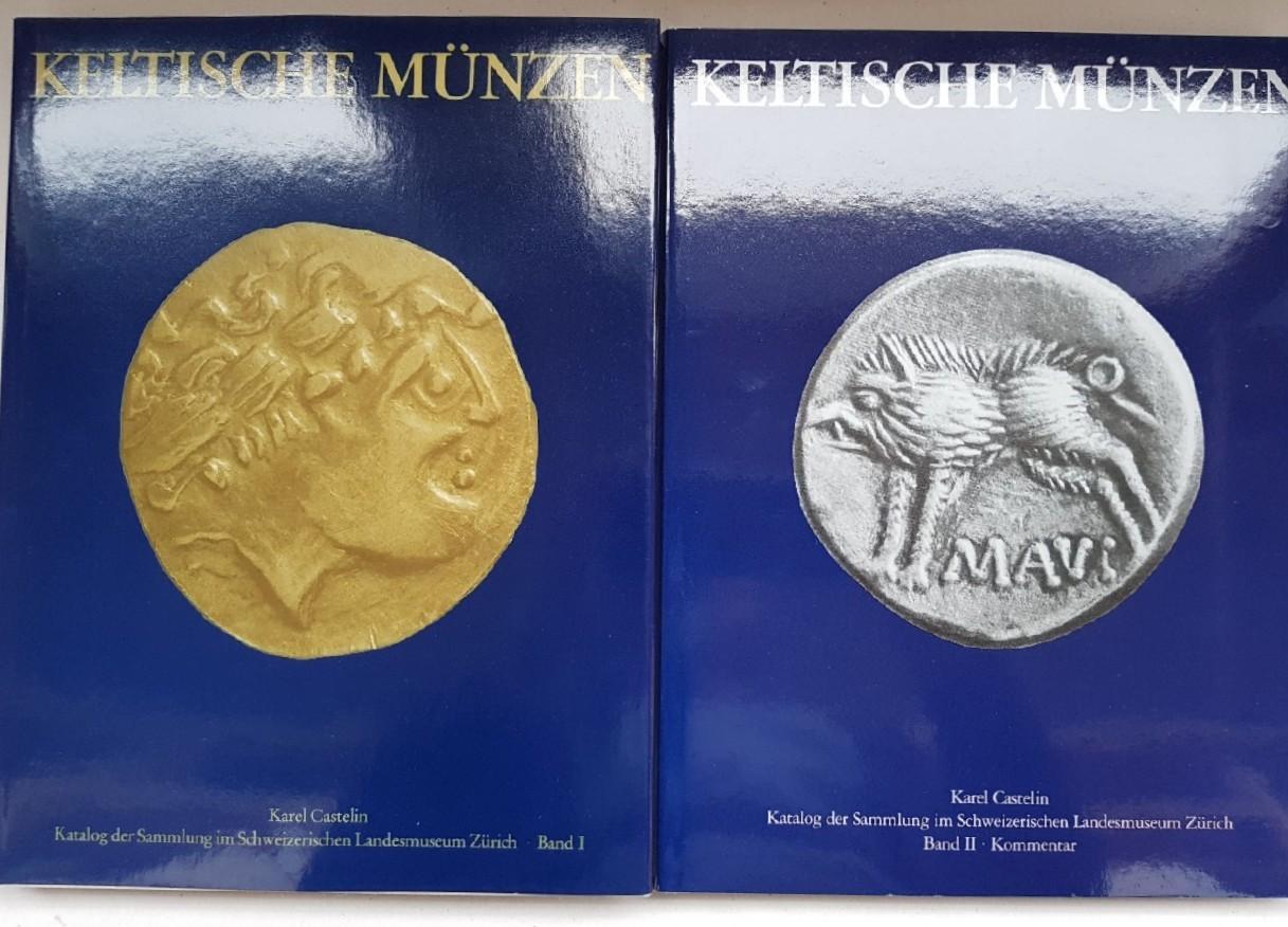 Keltische Münzen Katalog Der Sammlung Im Schweizerischen