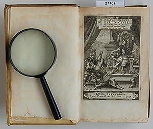 De bello civili / M. Annaeus Lucanus.: Lucanus, Marcus Annaeus