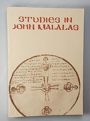 Studies in John Malalas. (=Byzantina Australiensia; 6).: Jeffreys, Elizabeth, Brian