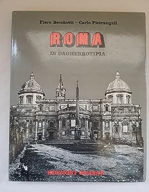 Roma in Dagherrotipia.: Becchetti, Piero und
