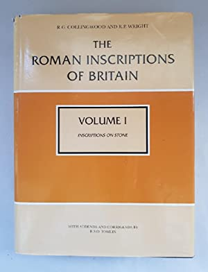 The Roman Inscriptions of Britain I: Inscriptions on Stone.