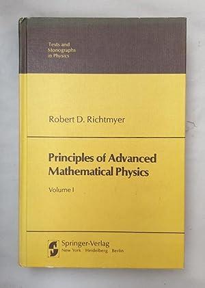Principles of Advanced Mathematical Physics.: Richlmyer, Robert D.: