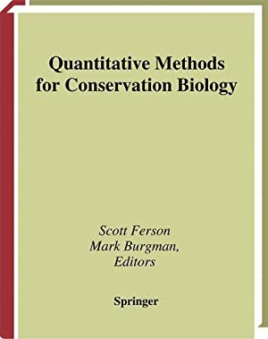 Quantitative Methods for Conservation Biology.