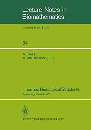 Trees and Hierarchical Structures: Proceedings of a Conference held at Bielefeld, FRG, Oct. 5-9th...
