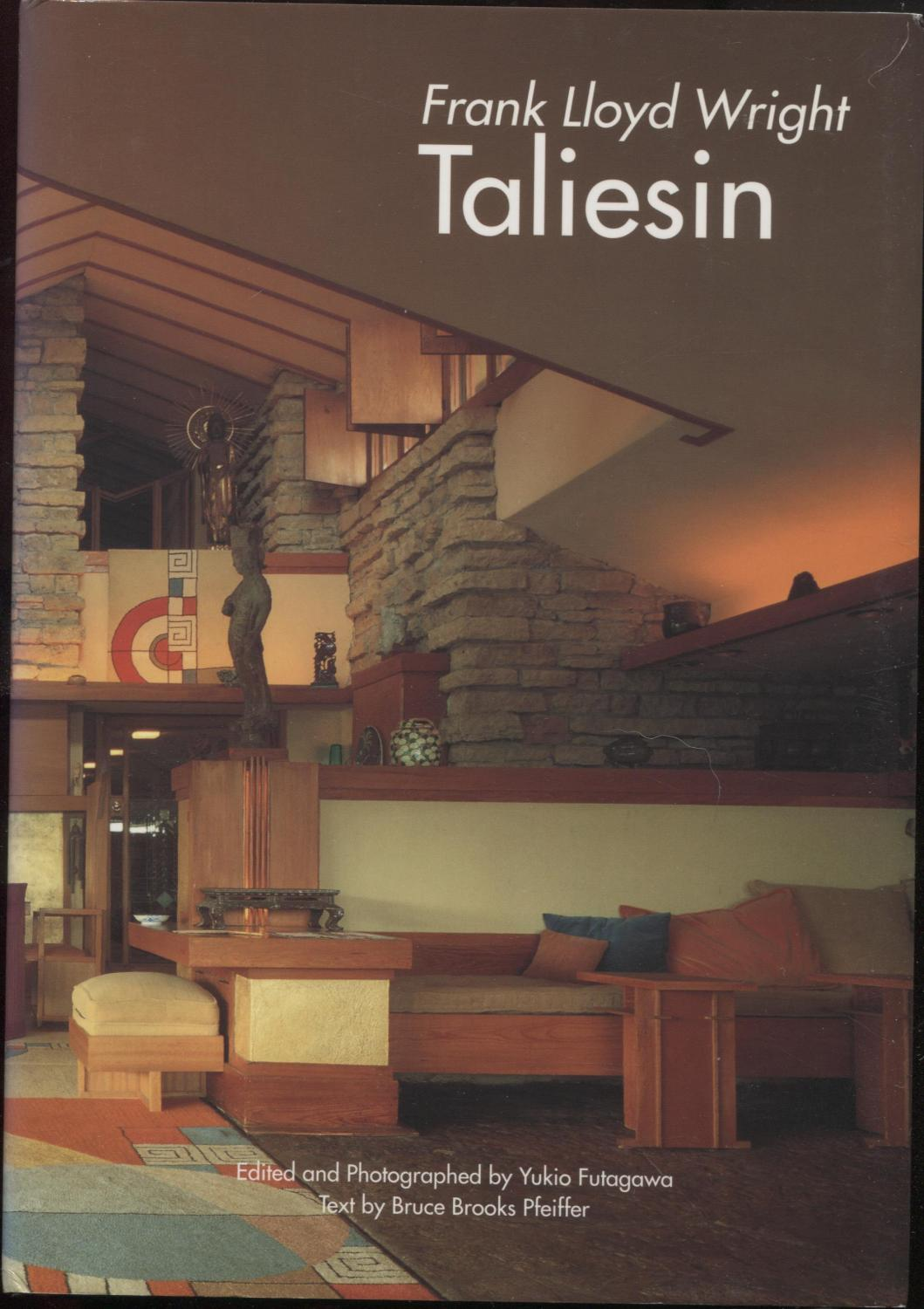 Taliesin (Global Architecture Traveler) (English and Japanese Edition)