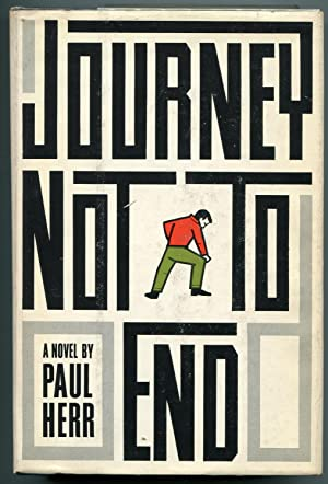 Journey Not To End: Herr, Paul