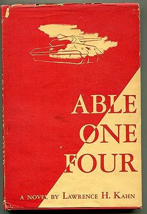 Able One Four: Kahn, Lawrence H.