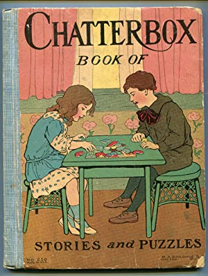 Chatterbox Book of Stories and Puzzles: Robinson, Anna
