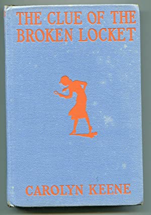 The Clue of the Broken Locket: Keene, Carolyn