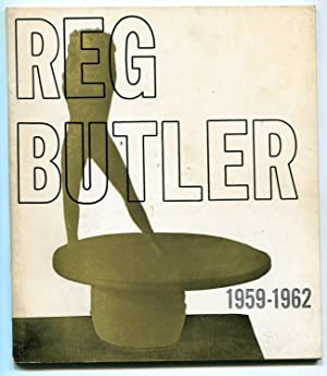Reg Butler 1959 to 1962