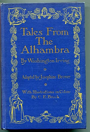 Tales From The Alhambra: Irving, Washington