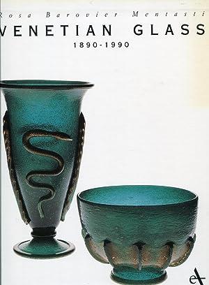 Venetian glass (1890-1990): Barovier Mentasti, Rosa