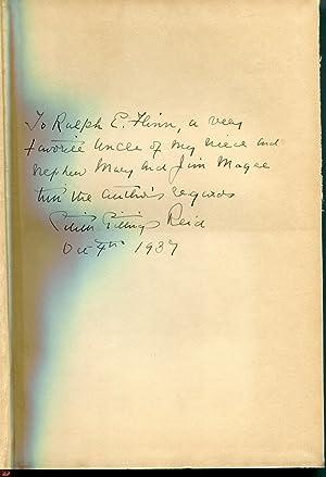 Woodrow Wilson, The Caricature, The Myth and the Man: Reid, Edith Gittings