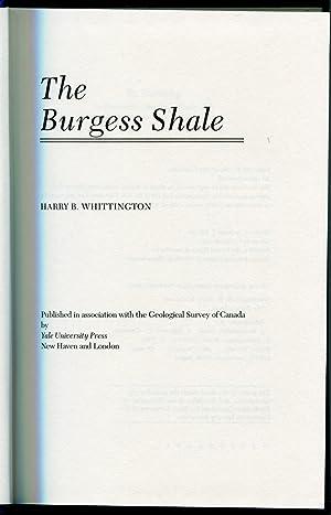 The Burgess Shale: Whittington, H. B.