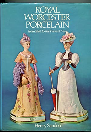 Royal Worcester Porcelain, from 1862 to the Present Day: Sandon, Henry