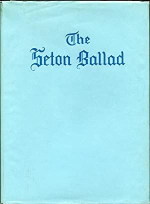 The Seton Ballad: Sister M. Fides Glass
