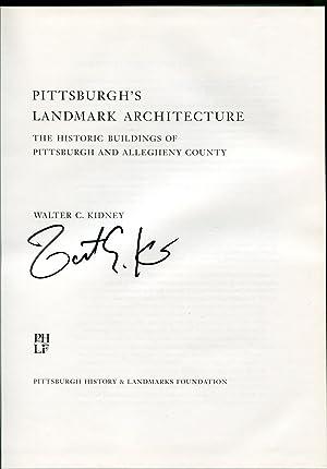 Pittsburgh's Landmark Architecture: Kidney, Walter C.