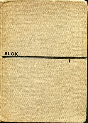 Blok, Casopis pro Umeni: Frantisek Kalab, ed.