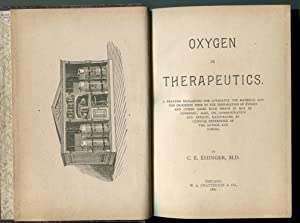 Oxygen in Therapeutics