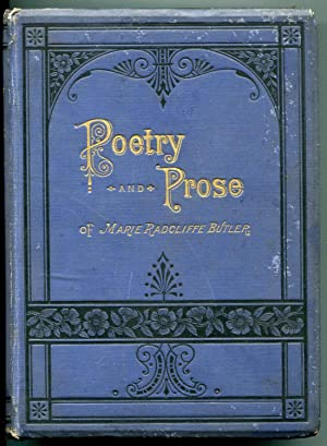 Poetry and Prose: Butler, Marie Radcliffe
