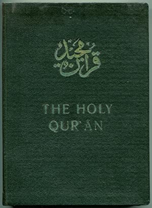 The Holy Qur'an: Maulawi Sher'Ali