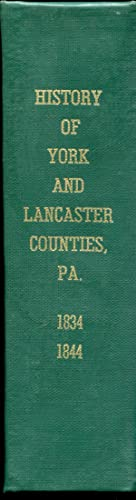 History of York County: Carter, W.C. and Glossbrenner, A. J.