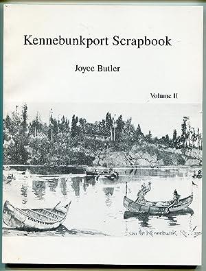 Kennebunkport Scrapbook volume II: Butler, Joyce