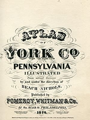 Atlas of York Co. Pennsylvania: Beach Nichols