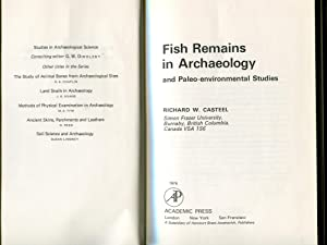 Fish Remains in Archaeology and Paleo-Environmental Studies: Casteel, Richard W.
