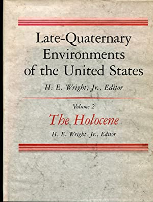 Late-Quaternary Environments of the United States, 2 volumes: Wright, H.E. Jr.;Porter, Stephen C.