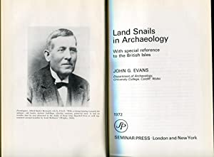 Land Snails in Archaeology: With Special Reference to the British Isles: Evans, John G.