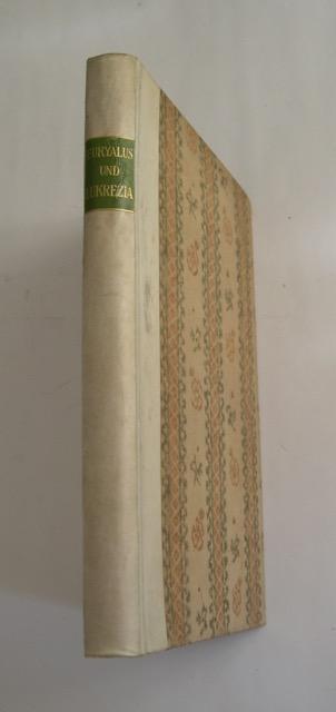 Euryalus und Lukrezia.: Aeneas Sylvius de